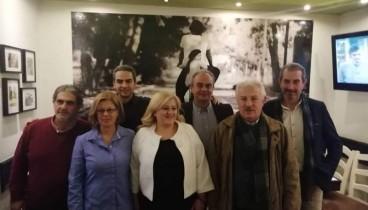 Σ. Φραγκοπούλου: Έχουμε στρατηγική και όχι τακτική για να κερδίσουμε το δήμο Π. Μελά