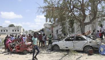 Νεκροί 52 ισλαμιστές στη Σομαλία