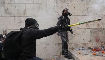 Συγκλονίζει το ηχητικό ντοκουμέντο της επίθεσης κατά του δημοσιογράφου στο συλλαλητήριο