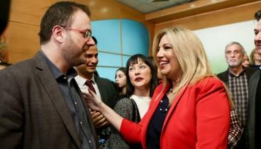 ΚΙΝΑΛ: Εκτός ΚΟ λόγω Πρεσπών ο Θεοχαρόπουλος με απόφαση Γεννηματά