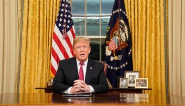 Ντ. Τραμπ: Είχα μια απίστευτη συνάντηση με τον απεσταλμένο του Κιμ Γιονγκ Ουν για τα πυρηνικά