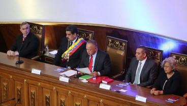 Νέες εκλογές στη Βενεζουέλα ζητούν πρεσβευτές της Ε.Ε.