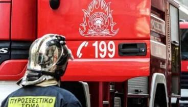 Φωτιά σε κρεοπωλείο στο Καπάνι