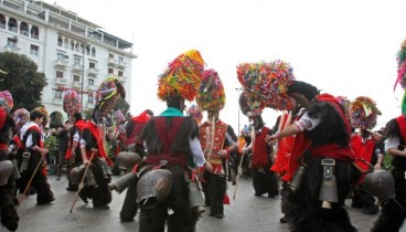 Τον Φεβρουάριο οι δράσεις του 5ου Ευρωπαϊκού Φεστιβάλ Κωδωνοφορίας στη Θεσσαλονίκη