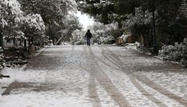 Πεζοδρόμια χωρίς πάγο με τη βοήθεια της γεωθερμίας στο Καρπενήσι