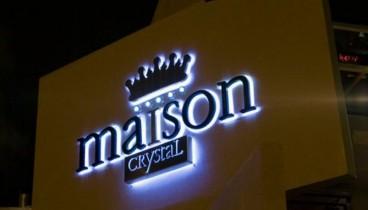 Με υπογραφές πλέον το Maison Crystal στον Ιβάν Σαββίδη