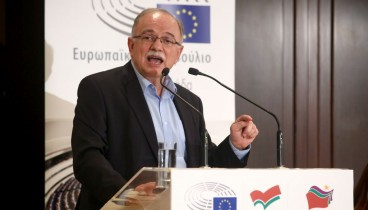 Δ. Παπαδημούλης: Το αποτέλεσμα των ευρωεκλογών θα καθορίσει τους νέους πολιτικούς συσχετισμούς στο Ευρωκοινοβούλιο