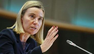 «Αξιοθαύμαστο επίτευγμα» χαρακτήρισε τη Συμφωνία των Πρεσπών η Ύπατη εκπρόσωπος της Ε.Ε.