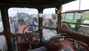 Τέλος το αγροτικό μπλόκο στη Νίκαια Λάρισας