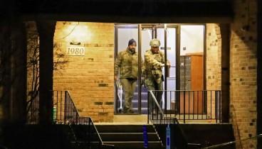 ΗΠΑ: Ένοπλη επίθεση με πέντε νεκρούς