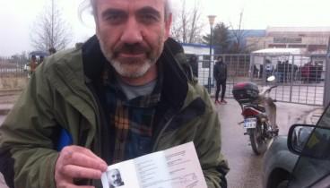 Γιάννης Βασίλης Γιαϊλαλί: Γιατί ζήτησα πολιτικό άσυλο στην Ελλάδα...