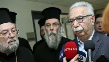 Κ. Γαβρόγλου: Υπάρχει κενό πληροφόρησης για τη συμφωνία Πολιτείας-Εκκλησίας
