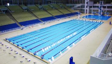 Κολύμβηση: Αναστάτωση στους χειμερινούς αγώνες παμπαίδων-παγκορασίδων λόγω πυρκαγιάς στο ΟΑΚΑ