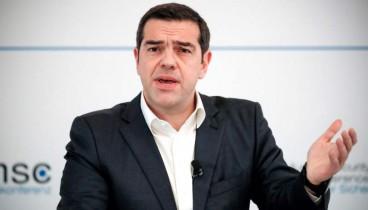 Α. Τσίπρας: «Είμαστε στη σωστή πλευρά της ιστορίας και η ιστορία θα μας δικαιώσει»