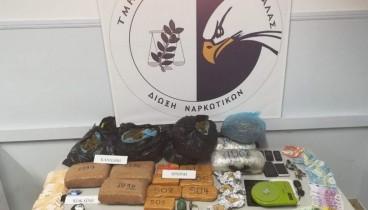 Συλλήψεις διακινητών ναρκωτικών στη Θεσσαλονίκη