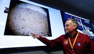 Με κλόουν η πρώτη επανδρωμένη αποστολή της NASA στον Άρη