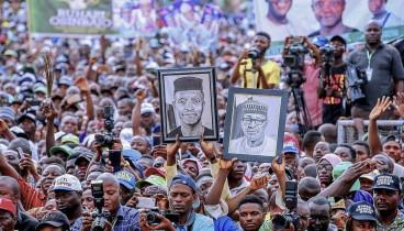 Αναβλήθηκαν οι εκλογές στη Νιγηρία