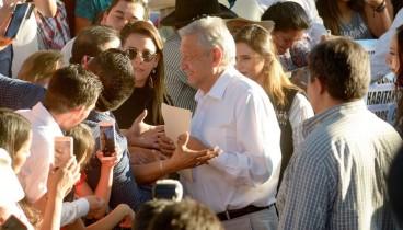 """Μεξικό: Αναγέννηση της πατρίδας του """"Ελ Τσάπο"""" υποσχέθηκε ο πρόεδρος της χώρας"""