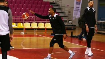 Μπάσκετ: Ολοκληρώθηκε η προετοιμασία του ΠΑΟΚ για τον τελικό