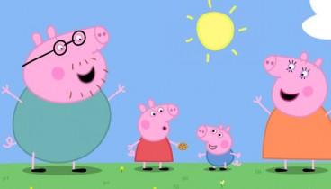 Η Πέππα το γουρουνάκι χαρίζει στα παιδιά... βρετανική προφορά!