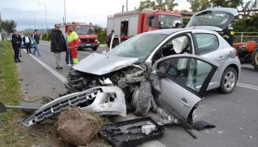 Επανέρχεται στην επικαιρότητα η ασφάλεια του δρόμου Θεσσαλονίκης-Ευζώνων