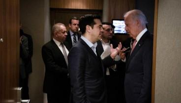 Συζήτηση Τσίπρα-Μπάιντεν για περιφερειακές εξελίξεις, με έμφαση σε Τουρκία και ενεργειακά