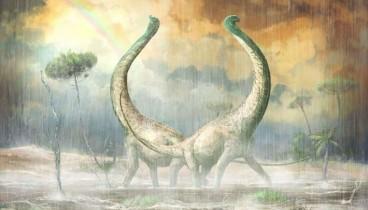 Ανακαλύφθηκε στην Τανζανία το απολίθωμα Τιτανόσαυρου