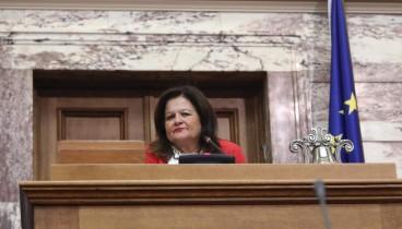 Χ. Καφαντάρη: Ο ΣΥΡΙΖΑ πάλεψε έντιμα για τη στήριξη των αδύναμων