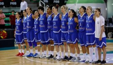 Μπάσκετ: Βαριά ήττα των γυναικών