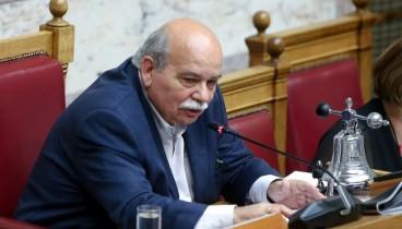 Πρωτοβουλία Κακλαμάνη η τήρηση ενός λεπτού σιγή για τον Κατσίφα στη Βουλή