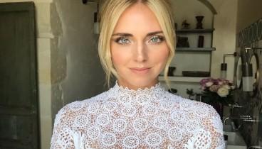 Το νυφικό μακιγιάζ της Chiara Ferragni