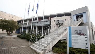 Ενημέρωση πολιτικής προστασίας στο  δημαρχείο Θεσσαλονίκης