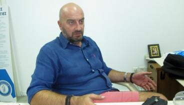 Ηρακλής: Έξαλλος με ποδοσφαιριστές ο Μυροφορίδης