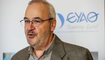 Γ. Κρεστενίτης: Δεν ξέρουμε πότε θα ξανασυμβεί ολική διακοπή νερού