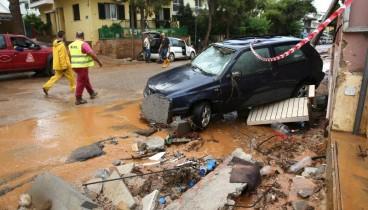 Επιχορηγήσεις 1.583.897 ευρώ σε τέσσερις δήμους για κάλυψη δαπανών προς πυρόπληκτους και πλημμυροπαθείς