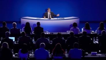 Εκλογές ζήτησε από τη Θεσσαλονίκη ο Κ. Μητσοτάκης