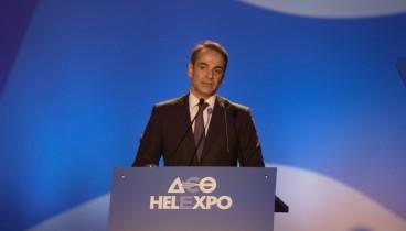 Κ. Μητσοτάκης: Η ΝΔ θα καταψηφίσει τη συμφωνία των Πρεσπών