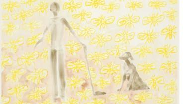 Μια εμβληματική προσωπικότητα συστήνει στο κοινό ο ζωγράφος Λευτέρης Ολύμπιος