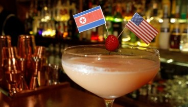 Το Ανόι ετοιμάζεται να υποδεχθεί Τραμπ και Ουν και στα μπαρ