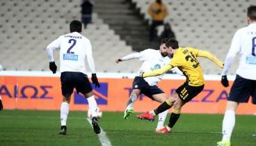 Σούπερ Λίγκα: Δύσκολη επικράτηση της ΑΕΚ, 2-1 τον Απόλλωνα στο ΟΑΚΑ (videos)