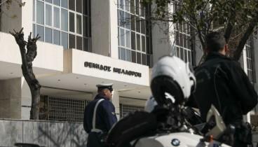 Εισβολή αναρχικών στο εφετείο της Αθήνας -14 προσαγωγές