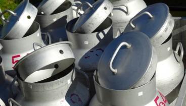 Πρόστιμα του ΕΦΕΤ σε δύο επιχειρήσειςτης Β.Ελλάδας για ελληνοποίηση γάλακτος