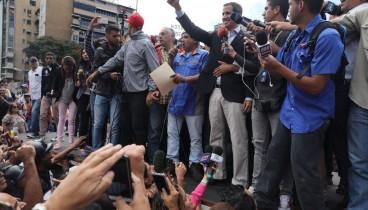 Βενεζουέλα: Ο Μαδούρο αυξάνει το επίπεδο του συναγερμού στα σύνορα με Βραζιλία και Κολομβία