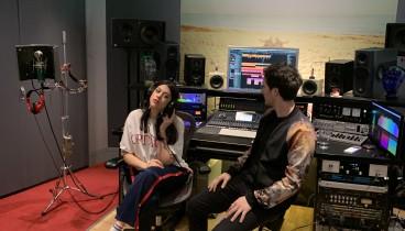 Η Κατερίνα Ντούσκα ολοκλήρωσε την ηχογράφηση του Better Love στο Λονδίνο