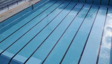 Ξανά σε λειτουργία το ανακαινισμένο Εθνικό κολυμβητήριο