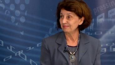Υποψήφια πρόεδρος του VMRO-DPMNE η Γκορντάνα Σιλιάνοφσκα