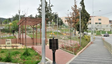 Πάρκο με υπαίθρια μουσικά όργανα αποκτά ο δήμος Νεάπολης - Συκεών