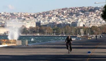 Οδηγίες προστασίας από τους θυελλώδεις ανέμους εξέδωσε η γενική γραμματεία Πολιτικής Προστασίας