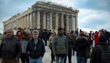 Ξεπέρασαν τα 30 εκατομμύρια οι τουρίστες το 2018 σύμφωνα την Τράπεζα της Ελλάδος