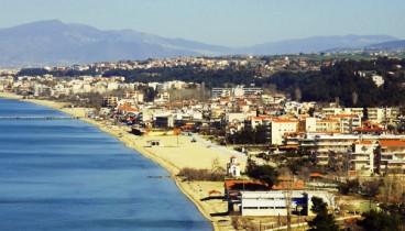 Επένδυση 2,4 εκατομμυρίων ευρώ στην παραλιακή ζώνη της Αγίας Τριάδας